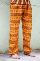 Прямые летние индийские мужские штаны купить оптом
