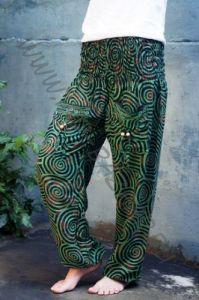 Разные цвета! Женские шаровары со спиральками