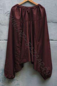 Мужские штаны афгани (коричневые)