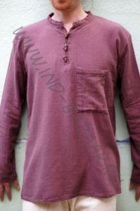 Мужские рубашки из органического хлопка (СПб)