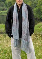 Индийский мужской хлопковый шарф за 350 руб.